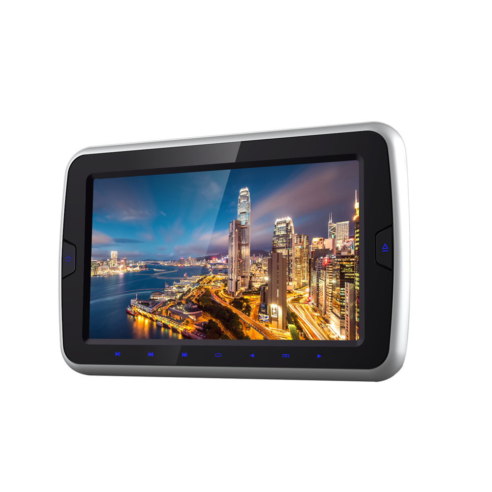10.1 Inch Clip-on Headrest DVD Player