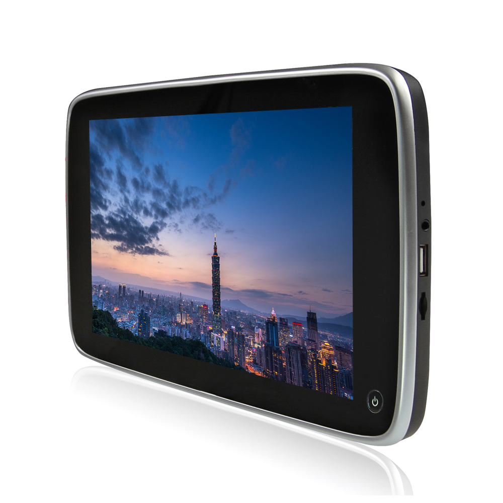 PD1077-11'' Android Headrest player with glass cover